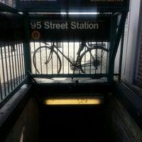 ... Photo taken at MTA Subway - Bay Ridge/95th St (R) by Natasha ...