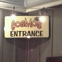 Photo taken at Cosmo's Restaurant and Bar by Chad H. on 1/12/2013