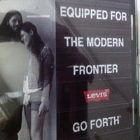 Photo taken at Levi's Store by Martha R. on 9/24/2013