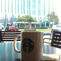 Photo taken at Starbucks Coffee by Martha R. on 5/6/2013