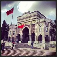 4/22/2013 tarihinde Petek C.ziyaretçi tarafından İstanbul Üniversitesi'de çekilen fotoğraf