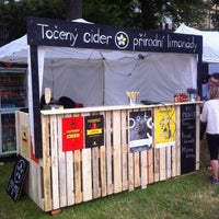 Photo taken at Open Air - Prager Cider Bar by Michal D. on 6/22/2014