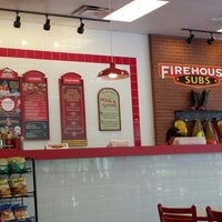 Photo taken at Firehouse Subs by Kendrick on 9/19/2012
