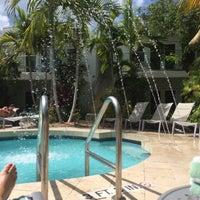 Photo taken at Santa Maria Suites Resort by Karen B. on 9/10/2014