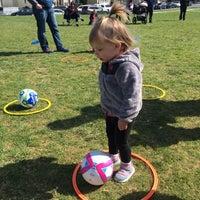 Photo taken at Lakelands Park Middle School by Karen B. on 4/21/2018