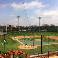 Photo taken at Allie P. Reynolds Baseball Stadium by Wade P. on 3/30/2013