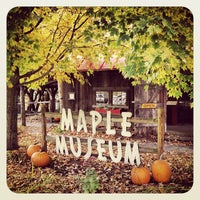 Photo taken at Maple Grove Farms by Doug R. on 9/30/2013