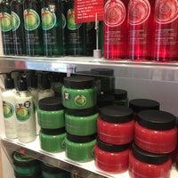 Photo taken at The Body Shop by Kim V. on 12/24/2015