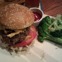 Photo taken at Outback Steakhouse by Adam R. on 10/26/2012