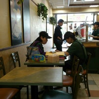 Photo taken at Subway by Jay W. on 3/1/2013