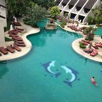 Photo taken at Thara Patong Beach Resort & Spa, Phuket by Дарья on 11/25/2012