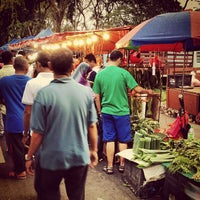 Photo taken at Pasar Malam Bandar Baru Bangi by IG: arief83fitri Z. on 12/25/2012