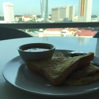 Photo taken at Menara HSBC Cafeteria by IG: arief83fitri Z. on 1/14/2016