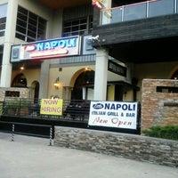Photo taken at Little Napoli Italian Cuisine by Little N. on 9/14/2013