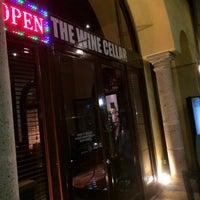 Photo taken at The Wine Cellar Wine & Mezza Bar by Little N. on 6/6/2014