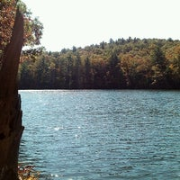 Photo taken at Fort Mountain State Park by Michael Shane G. on 10/14/2012