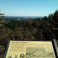 Photo taken at Kennesaw Mountain National Battlefield Park by Michael Shane G. on 9/24/2012