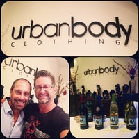 Photo taken at urban body by LAID B. on 10/8/2014
