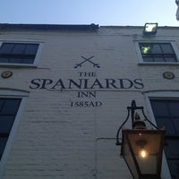 Photo taken at The Spaniards Inn by Ромка on 7/6/2013