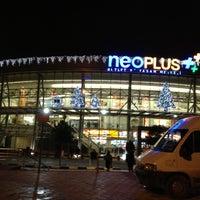12/7/2012 tarihinde F. İnan D.ziyaretçi tarafından Neoplus Outlet ve Yaşam Merkezi'de çekilen fotoğraf