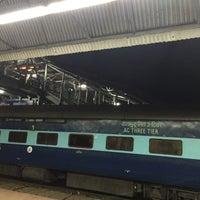 Photo taken at Bardhaman Railway Station by Sujita😈 on 5/5/2015