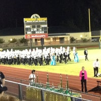 Photo taken at Briarcrest Christian High School by Valerie on 9/23/2012