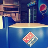 Photo taken at Domino's Pizza by Daniel d. on 1/3/2013