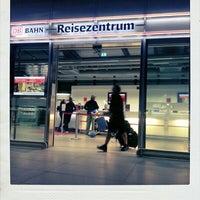 Photo taken at DB Reisezentrum by Daniel d. on 10/25/2012