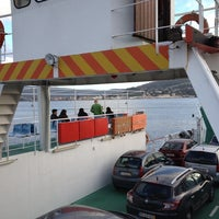 Photo taken at Ferry A Guarda by Jesus C. on 11/3/2013