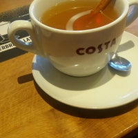 Photo taken at Costa Coffee by Debs H. on 12/23/2016