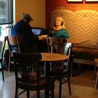 Photo taken at Starbucks by Tio L. on 10/8/2012