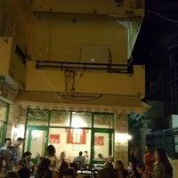 Photo taken at Αυλή Του Δευκαλίωνα by Michalis on 6/1/2016
