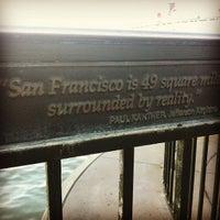 Photo taken at Pier 3 by Teresa V. on 2/15/2013