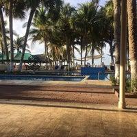 Foto tomada en Hotel Izalco & Beach Resort por Dario S. el 1/2/2017