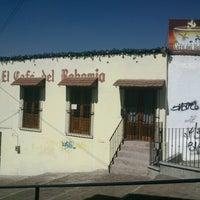 Photo taken at El Café del Bohemio by Emir M. on 12/17/2012