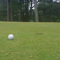 Photo taken at Bay Path Golf Course by Nick A. on 6/9/2015