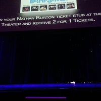 Photo taken at Nathan Burton Comedy Magic at Planet Hollywood Saxe Theater by Peter P. on 6/1/2013
