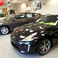 Photo taken at RT 23 Automall Ford-Nissan by Daryle K. on 1/31/2013