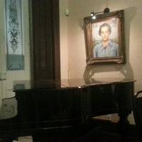 Photo taken at Museu Villa-Lobos by Thiago P. on 9/26/2012