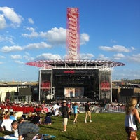 Photo taken at Austin360 Amphitheater by Diana J. on 5/31/2013