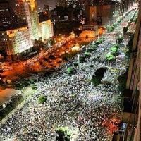 Photo taken at Avenida Presidente Vargas by a r. on 6/21/2013
