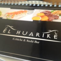 Photo taken at El Huarike by Nancy G. on 3/9/2013