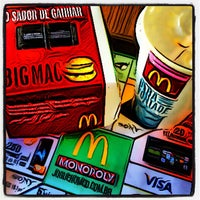 Photo taken at McDonald's by Adriano P. on 5/8/2013
