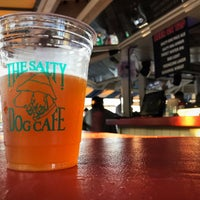 Photo taken at Salty Dog Cafe-Waterside Deck by Tom N. on 7/30/2017