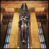Photo taken at 30th Street Station (ZFV) by Tom N. on 6/4/2013