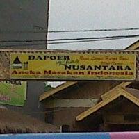 Photo taken at Dapoer Nusantara by Herry s. on 9/21/2012