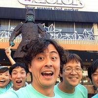 Photo taken at NISSAN Quolor by Takeyuki S. on 10/18/2015