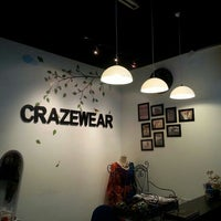 Photo taken at Crazeware by Sam H. on 6/3/2013