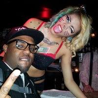 Photo taken at Lit Lounge by Trigger J. on 4/10/2013