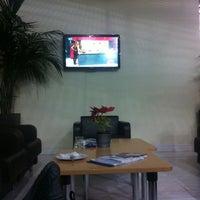 Photo taken at Melina Merkouri Lounge by Paul P. on 1/4/2013
